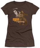 Juniors: Elvis - The Hillbilly Cat Shirt
