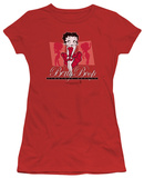 Juniors: Betty Boop - Timeless Beauty T-Shirt