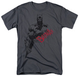 Batman - Sketch Bat Logo Shirt