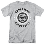 Superman - Superman University T-Shirt