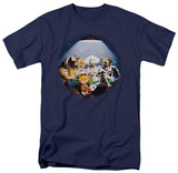 Garfield - Playing with the Big Dogs T-Shirt