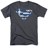 Superman - Greek Shield Shirts