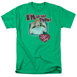 I Love Lucy - Put Me in the Show Shirt