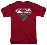 Superman - Welsh Shield T-shirts