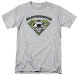 Superman - Soccer Shield T-Shirt