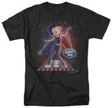 Betty Boop - Pop Star T-Shirt
