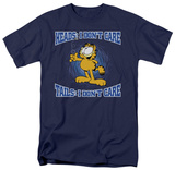 Garfield - Heads or Tails T-shirts