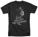 Elvis - Elvis Has Left the Building T-Shirt