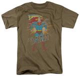 Superman - El Hombre Del Acero Shirts