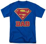 Superman - Dad's Super Tshirt