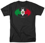 Batman - Mexican Flag Logo T-shirts