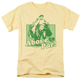 I Love Lucy - Above Par T-shirts