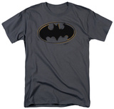 Batman - Spray Paint Logo Shirts