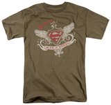 Superman - Victorian Wings Supes T-shirts