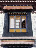 Monastery, Lhasa, Tibet Photographic Print by Hanan Isachar