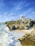 Tulum, Yucatan Peninsula, Mexico Photographic Print by Peter Adams