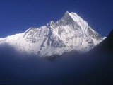 Fishtail Mountain, Annapurna Range, Nepal Photographic Print by Jon Arnold