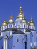 St. Micheal's Cathedral, Kiev, Ukraine Photographic Print by Jon Arnold