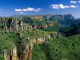 Drakensberg Mountains, Blyde River Canyon, Natal, South Africa Photographic Print by Steve Vidler