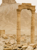 Qalaat Ibn Maan Castle and Palmyra, Syria Photographic Print by Ivan Vdovin