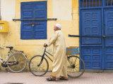 Morocco, Essaouira, Medina Photographic Print by Jane Sweeney