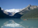 Banff National Park, Lake Louise, Banff, the Rockies, Alberta, Canada Photographic Print by Steve Vidler