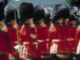 Trooping of the Colour, London, England Fotografie-Druck von Peter Adams