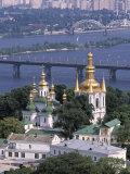 Kyiv-Pechersk Lavra Monastery, Kiev, Ukraine Photographic Print by Jon Arnold