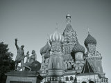 St. Basil's Cathedral, Red Square, Moscow, Russia Photographic Print by Jon Arnold