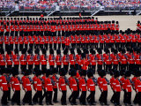 Trooping the Colour, London, England Photographic Print by Steve Vidler
