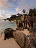 Anse Source d'Argent Beach, La Digue Island, Seychelles Photographic Print by Michele Falzone