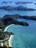 Moturua Island, Bay of Islands, Northland, New Zealand Photographic Print by Doug Pearson