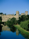 Warwick Castle, Warwick, Warwickshire, England Photographic Print by Steve Vidler