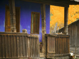 Old House, Maramures, Romania Photographic Print by Russell Young