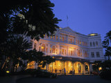 Raffles Hotel, Singapore Photographic Print by Rex Butcher
