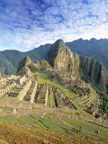 Macchu Pichu, Peru Photographic Print by Gavin Hellier