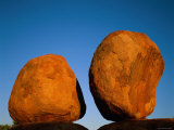 Devils Marbles , Northern Territory, Australia Photographic Print by Steve Vidler