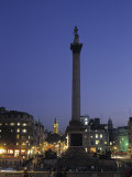 Trafalgar Square, London, England Photographic Print by Jon Arnold
