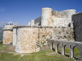 Crusader Castle Krak Des Chevaliers, Syria Photographic Print by Ivan Vdovin