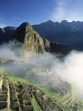 Machu Picchu, Peru Photographic Print by Peter Adams