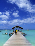 Pigeon Point, Tobago, Caribbean Photographic Print by Doug Pearson