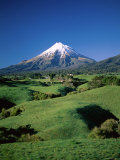 Mt.Egmont, Taranaki, North Island, New Zealand Photographic Print by Steve Vidler