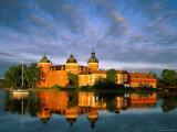Gripsholm Castle, Mariefred, Sormland, Sweden Photographic Print by Steve Vidler
