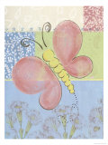 Butterfly Giclee Print by Joey Brown