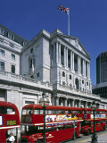 Bank of England, London, England Photographic Print by Rex Butcher