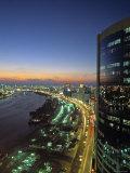 Dubai Creek, Dubai, United Arab Emirates Photographic Print by Walter Bibikow