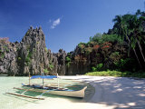 El Nido, Palawan Island, Philippines Photographic Print by Peter Adams