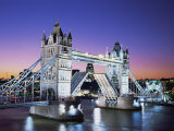 Tower Bridge, London, England Lmina fotogrfica por Steve Vidler
