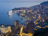 Monte Carlo, Monaco Photographic Print by Peter Adams