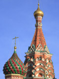 St. Basil's Cathedral, Red Square, Moscow, Russia Photographic Print by Ivan Vdovin